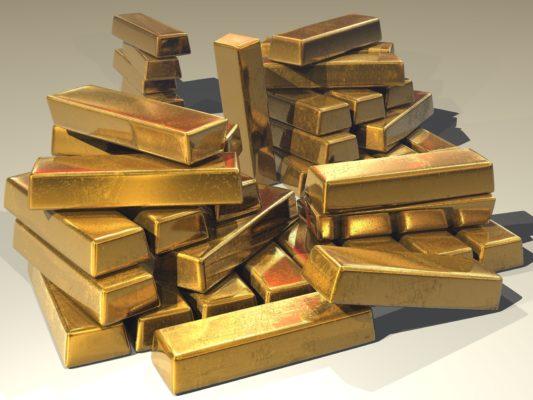 Lingotti d'oro Gold Ingots