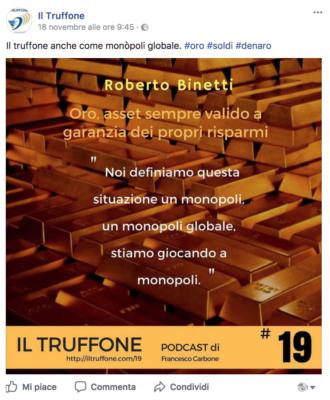 PodCast Il Truffone