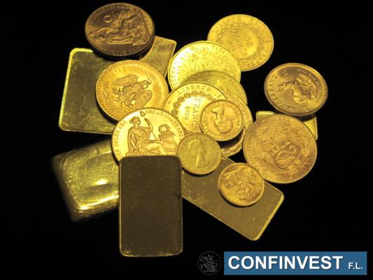 Img acquistare oro fisico da investimento