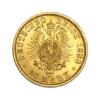 20 Marchi Germania Rovescio comprare e vendere oro fisico da investimento