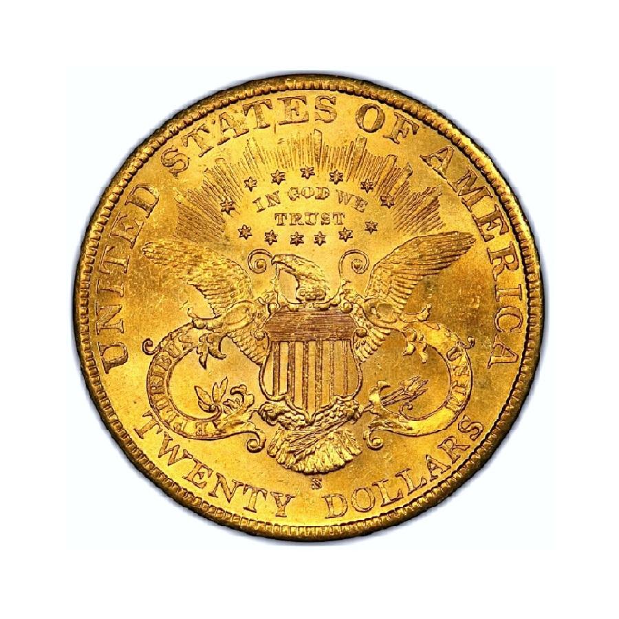 86c8fb5479 20 Dollari USA Liberty d'oro da investimento - Confinvest F.L.