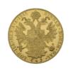 4 Ducati Austria 1915 Rovescio comprare e vendere oro fisico da investimento