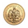 50 Pesos Messico 1947 rovescio comprare e vendere oro fisico da investimento