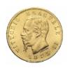Marengo Italiano 20 Lire Fronte comprare e vendere oro fisico da investimento