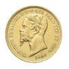 Confinvest Marengo Italiano oro fronte Vittorio Emanuele