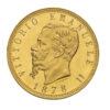 Confinvest Marengo Italiano oro fronte Vittorio Emanuele II